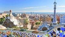 Gaudi, Park Güell, Barcelona