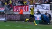FC Sochaux-Montbéliard (FCSM) - AS Monaco FC (ASM) Le résumé du match (10ème journée) - 2013/2014