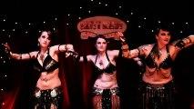 Very Hot Women Belly Dance