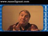 Russell Grant Video Horoscope Virgo October Monday 21st 2013 www.russellgrant.com