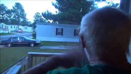Epic Grandpa:  Angry Grandpa's Stalker with Psycho Theme and Suspense Music Added