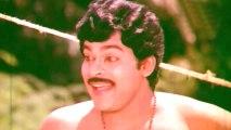 Comedy Kings - Chiranjeevi Hilarious comedy Scene -  Chiranjeevi, Radha, Vijayashanti