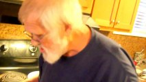 Epic Grandpa: Angry Grandpa - The Garbage Burrito Prank with Dramatic Background Music