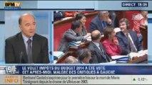 """Pierre Moscovici: """"les français ont hérité d'une politique qui est totalement inefficace"""" - 22/10"""
