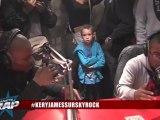 """Kery James feat. Bene """"L'impasse"""" en live dans Planète Rap"""