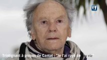 """Jean-Louis Trintignant à propos de Bertrand Cantat : """"je l'ai rayé de ma vie"""""""