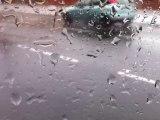 Rain in La Navette Toulouse