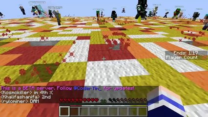 MINECRAFT PARTY   Minecraft Mini Game   With Friends