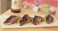 Recette de Filet de bar laqué France-Asie - 750 Grammes