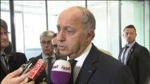 Déclaration de Laurent Fabius à l'issue du Conseil Affaires étrangères (21/10/2013)
