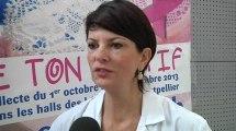 Octobre rose : donner son soutien-gorge pour lutter contre le cancer du sein
