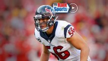 Brian Cushing's Season-Ending Injury Adds to Texans' Nightmare Season
