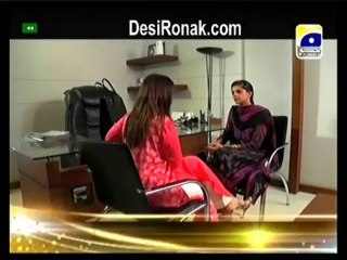 Ek Kasak Reh Gayi - Episode 12 - October 21, 2013 - Part 1