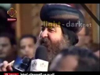 Les mots marquants de l'évêque Anba Youannis aux funérailles des quatre coptes tués à la sortie de l'église du mariage à el-Warraq