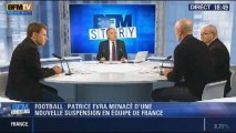 BFM Story: les Bleus: les barrages du mondial 2014 - 21/10