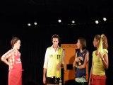 4ème spectacle fin d'année JUIN 2013 - Cours de théâtre à Paris d' Avenue du Spectacle