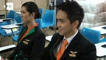 Companhia aérea tailandesa terá equipe com aeromoças transexuais.
