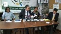 Litigio contra Chevron pasará a Panamá y Venezuela con petición de embargo