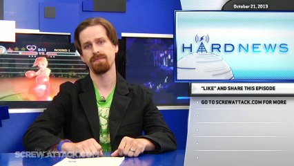 Hard News 10/21/13 - Batman, Pokemon, and TotalBiscuit - Hard News