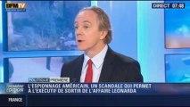 Politique Première: espionnage américain, la France surjoue l'indignation - 22/10
