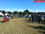 Porcaro. Des milliers de motards reçoivent la bénédiction de leur Madone