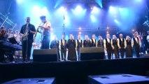 Saint-Loup. Spectaculaire prestation du Bagad de Lann-Bihoué et du Cercle celtique du Croisty (3)