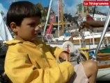 Paimpol. Premières ambiance au Chant de marin