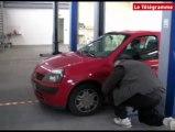 Loudéac (22). BCA, le garage en self-service