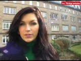 Saint-Brieuc. Miss Bretagne fait la fierté du lycée Balavenne