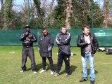 Arrivée de Sefyu au FCL de Lorient