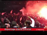 Stade Brestois 29. Joueurs et dirigeants font chavirer les supporters