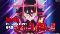 TVアニメ「キルラキル KILL la KILL」Blu-ray&DVD第1巻CM(30秒ver.)