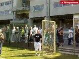 FC Lorient. Les images du premier entraînement