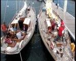 Brest (29). Des régates de voiliers classiques jusqu'à samedi !