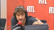 Bixente Lizarazu invité de Marc-Olivier Fogiel dans RTL Soir