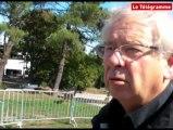 Crac'h (56). Philip Plisson très choqué par l'incendie de sa galerie