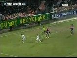Ligue 1. Brest terrasse Lens 4-1 [les buts]