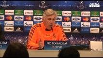 """Ancelotti: """"Buffon e' un portiere affidabile, come Casillas"""""""