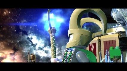 Trailer de lancement de LEGO Marvel Super Heroes