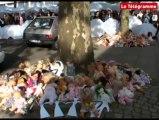 Lorient. Les enseignants des Rased abandonnent... leurs poupées