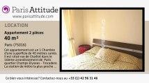 Appartement 1 Chambre à louer - Alma Marceau, Paris - Ref. 4147