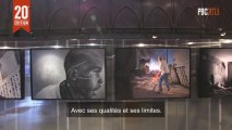 "James Nachtwey : photographe ""anti-guerre""."
