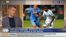 Le Soir BFM: Ligue des Champions: OM/Naples - 22/10 2/5