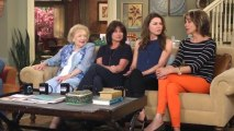 """And Then There?s Cloris: Betty White Talks About The Mary Tyler Moore Reunion On ?Hot in Cleveland"""""""