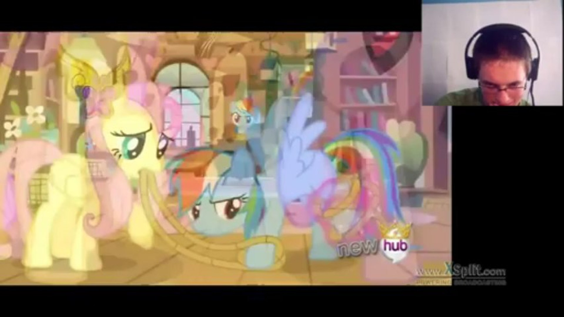 My Reactions Magical Mystery Cure Mlp Season 3 Episode 13 Video Dailymotion