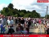 Tour de France. Des milliers de spectateurs dans la côte de Gurunhuel (22)