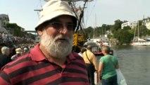 Entre Terre et Mer. Les paysans invitent les marins