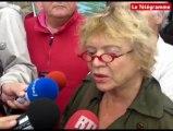 """Algues vertes. """"Les agriculteurs ne sont pas responsables"""" selon Eva Joly"""
