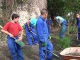 Inondations en Haute-Garonne: solidarité des jeunes des quartiers populaires - 23/10