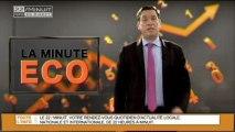 La Minute Eco : L'Europe et le financement des voies ferrées (22/10/2013)